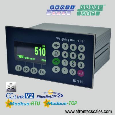 Multiple Field-bus Communication Controller
