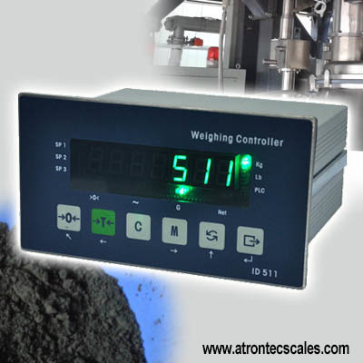 Weighing Controller compatible with PTPN IND331