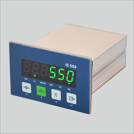Digital Weighing Process Controller