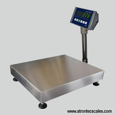 Stainless Steel Bench Platform Scales