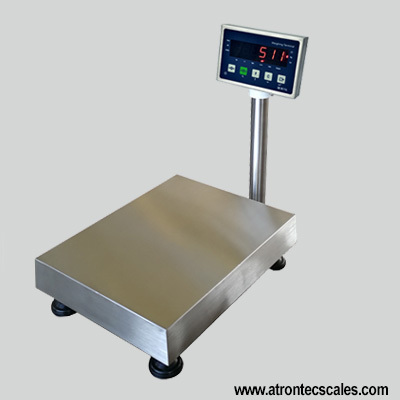 Stainless Steel Electronic Bench Scales