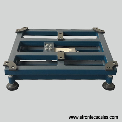 Bench Scale Square Tube Carbon Steel Platform