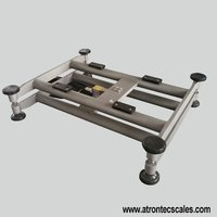 Bench Scale Round Tube Stainless Steel Patform