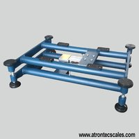 Bench Scale Round Tube Carbon Steel Platform
