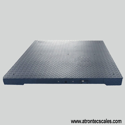 Floor Scale Carbon Steel Platform