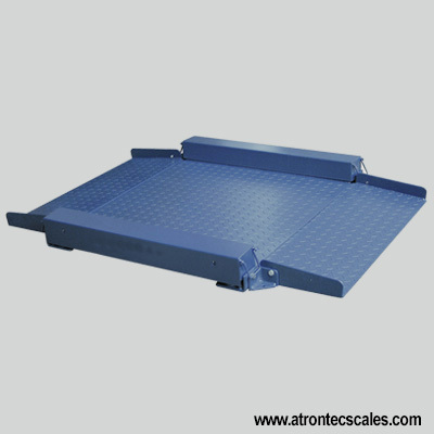 Floor Scale Low Profile Carbon Steel Platform