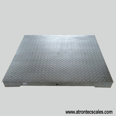 Floor Scale Stainless Steel Platform