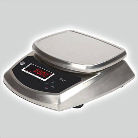 Stainless Steel Waterproof Weighing Scale