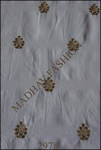 Sequence and jari Embroidery Work