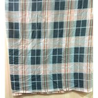 Checks Printed Cotton  Scarves