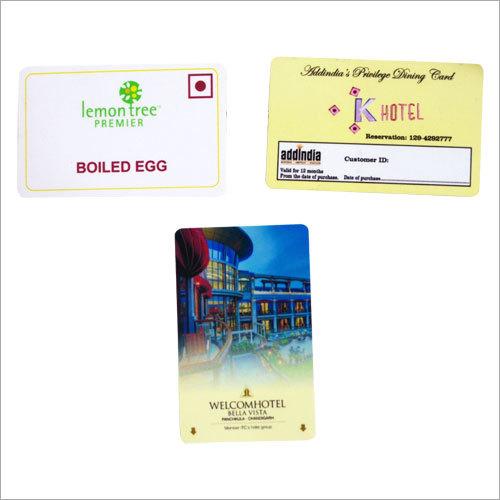 Hotel Key Card
