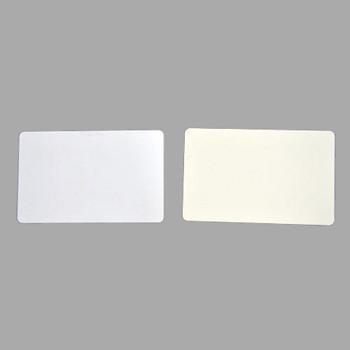 Blank Thermal Card