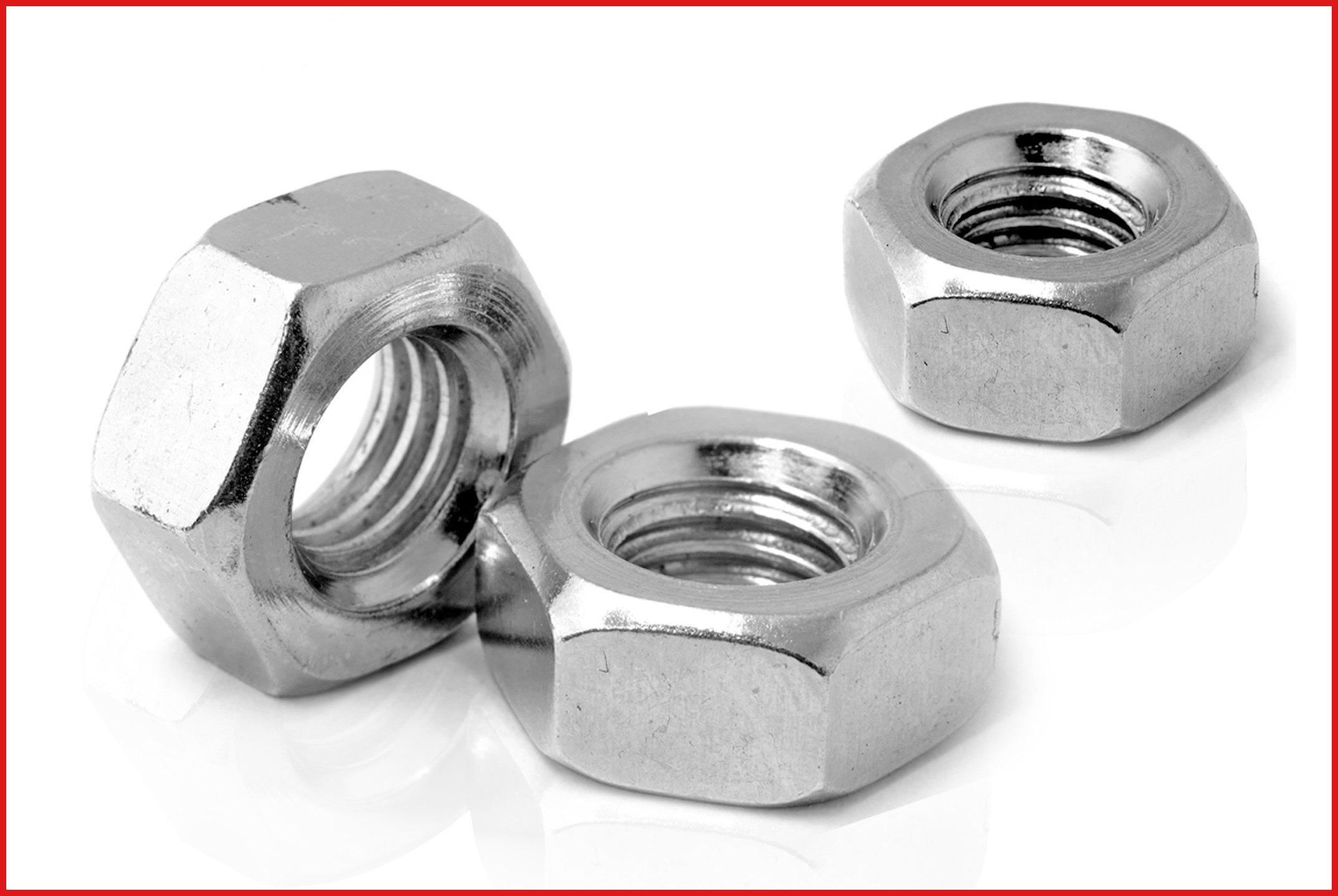 Hex Nuts (DIN 934)