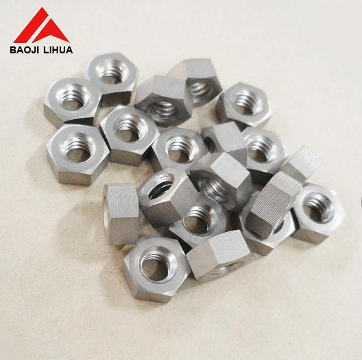 Titanium Alloy Nut
