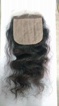 VIRGIN CLOUSER HUMAN HAIR