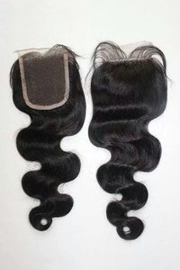 SILK CLOUSER HUMAN HAIR