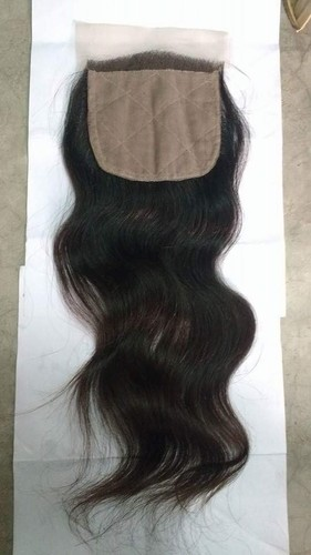 LACE CLOUSER HUMAN HAIR