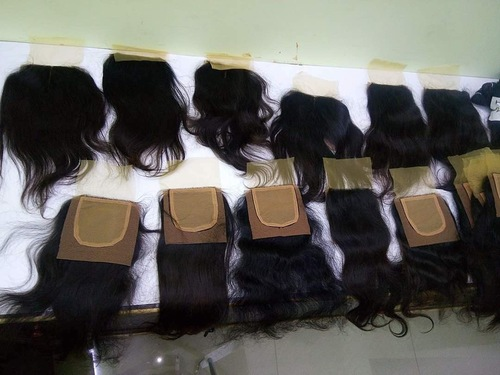 SILK CLOUSERS HUMAN HAIR