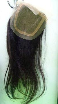 HUMAN HAIR SILK CLOUSERS