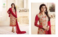 Digital Print Churidar Salwar Suit