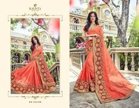 Heavy Designer Bridal Saree