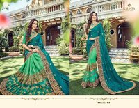 Heavy Designer Saree
