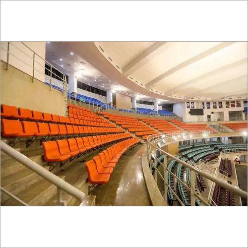 Wall Mount Stadium Chairs