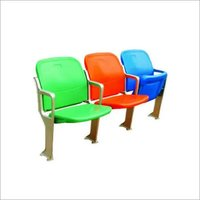 Colored Stadium Chairs