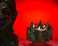 Hridayaa Candle (Antique Copper)