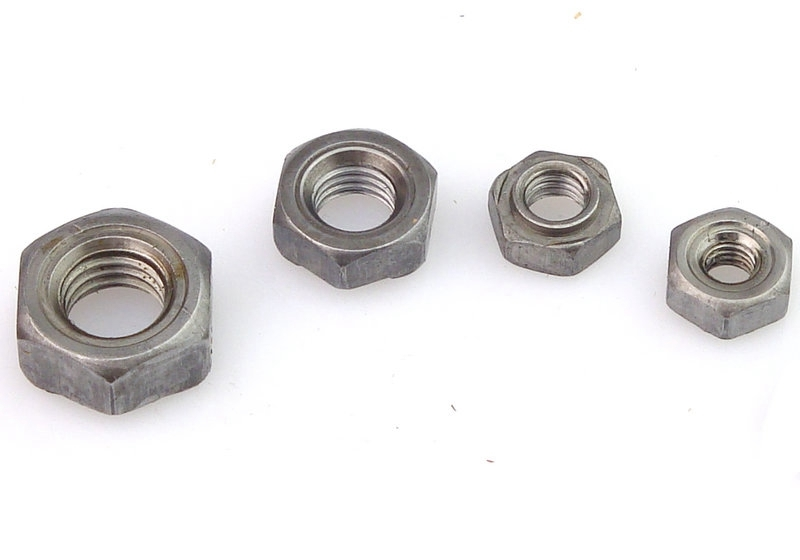 Hex Weld Nuts (DIN 929)