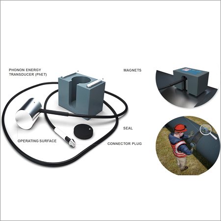 Phonon Emission Transducer