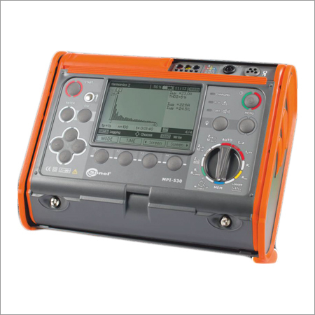 Multifunction Electrical Installations Meter