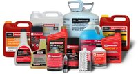 Chemical and lubricants label