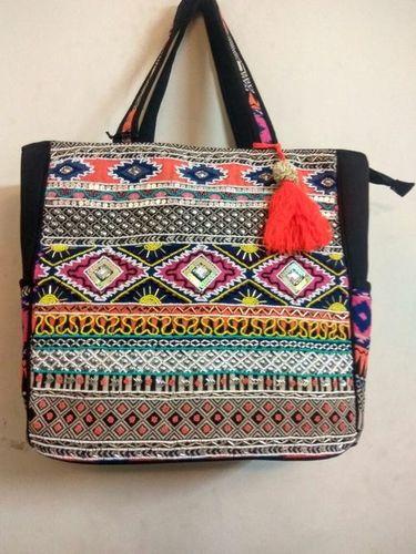 Banjara Tote Clutches Bags