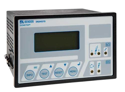 Digital Ground Fault Monitor Detector