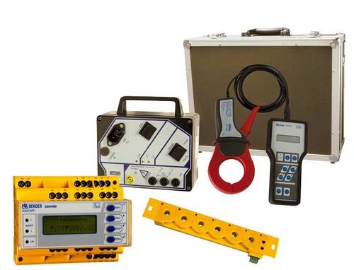 INSULATION FAULT LOCATION Monitor