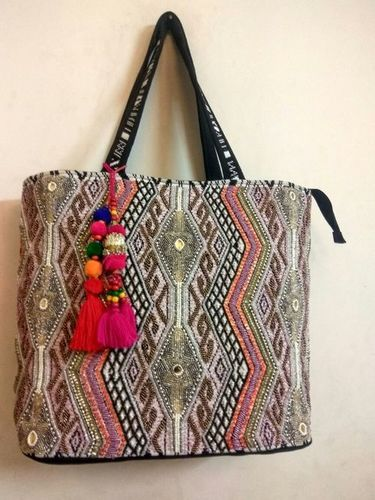 Beaded Floral  Bags