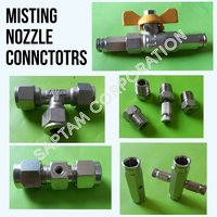 MISTING NOZZLE CONNECTORS