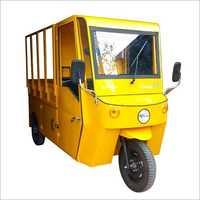 Electrical Passenger Rickshaw
