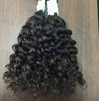 LONG CURLY TEMPLE HAIR