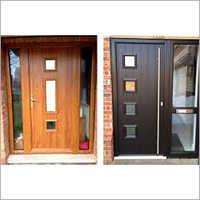 UPVC Double Glazed Door