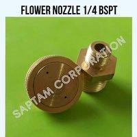 FLOWER NOZZLE 1/4 BSPT