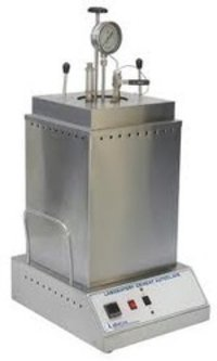 Stainless Steel Cement Autoclaves