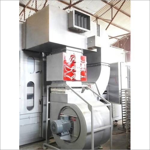 Infrared Hot Air Generator