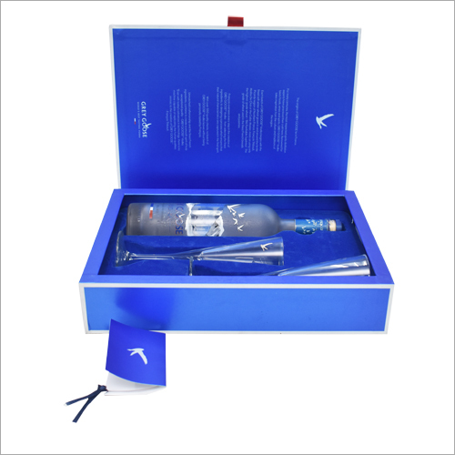 Beverages Packaging Gift Box