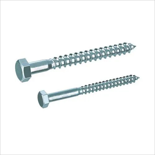 HEX WOOD SCREWS