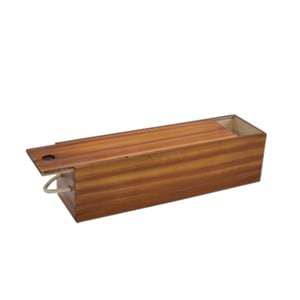 Bottle Forming Tray Wooden Gift Box