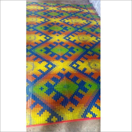 Plastic Indian Floor Mat