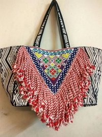 Beading lady bag