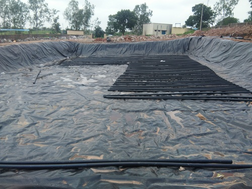 Hdpe Landfill Liner